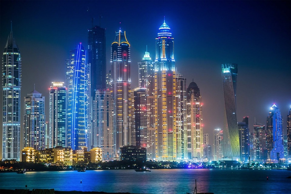 Middle east dubai