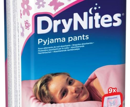 Kimberly-Clark launches DryNites