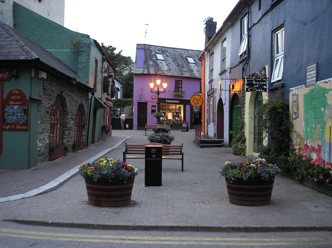 Eat, drink and be merry in beautiful Cork