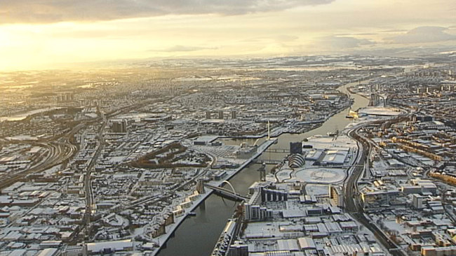 Glasgow's miles better for a city break holiday