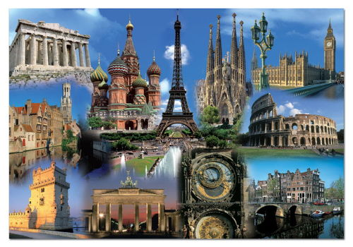 Travel around Europe for a month and save